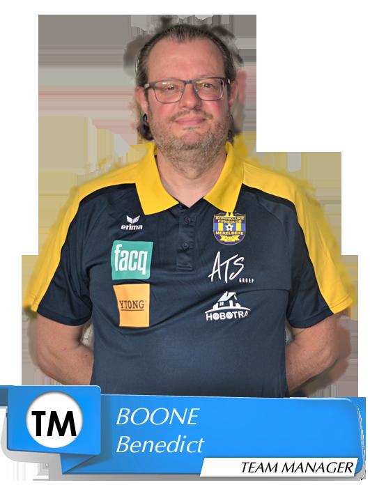 Boone Beenedict