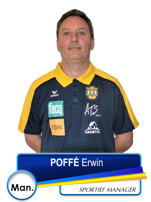 POFFE Erwin sportief manager