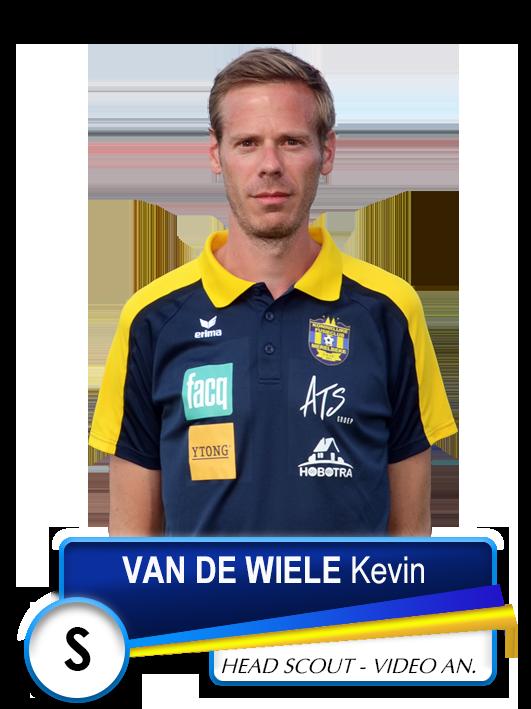 SC VAN DE WIELE Kevin