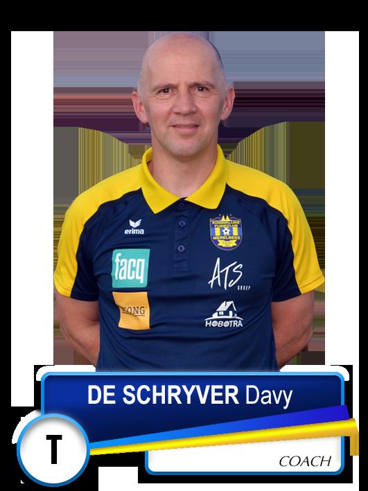 T1 DE SCHRYVER Davy