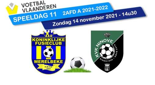 banner SPEELDAG 11 KFCM - NINOVE