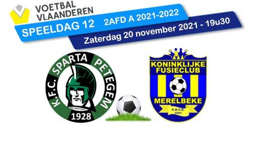 banner SPEELDAG 12 PETEGEM - KFCM