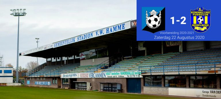 KFC Merelbeke wint bij Vigor Wuitens Hamme (1-2)