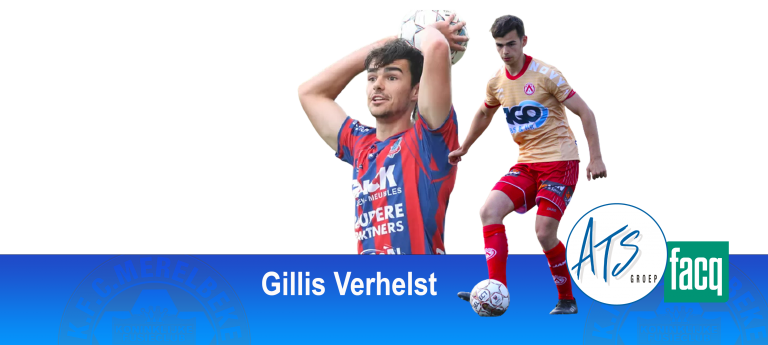 GILLIS VERHELST (KV Kortrijk) komt naar KFC Merelbeke
