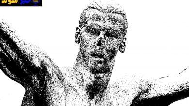 Photo of از بینی بریده شده مجسمه زلاتان گردنبند ساخته اند!