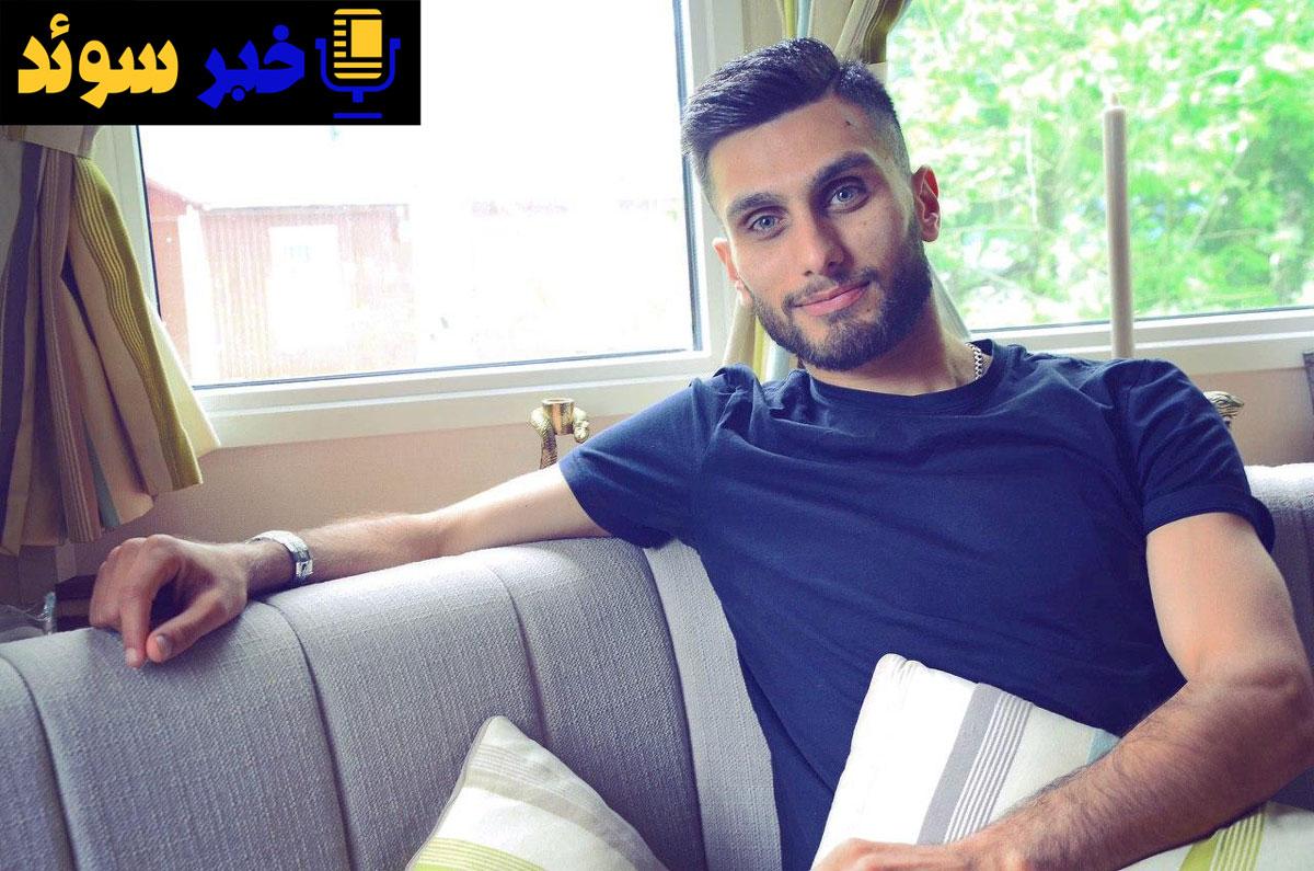 گفتگو با انشان خسروی کاپیتان ایرانی تیم ملی کاراته سوئد