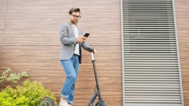 Photo of قوانین سخت برای شرکت های اسکوتر برقی elsparkcykel
