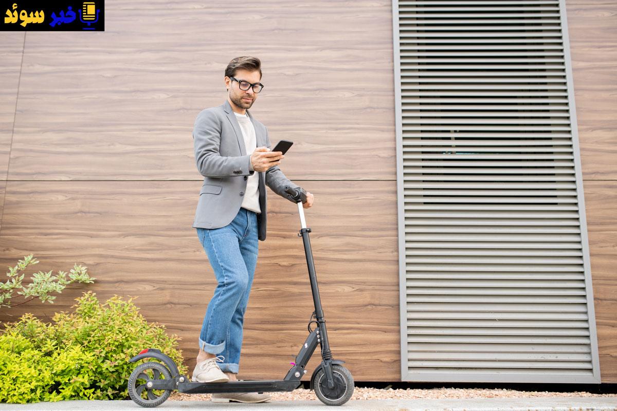 قوانین سخت برای شرکت های اسکوتر برقی elsparkcykel