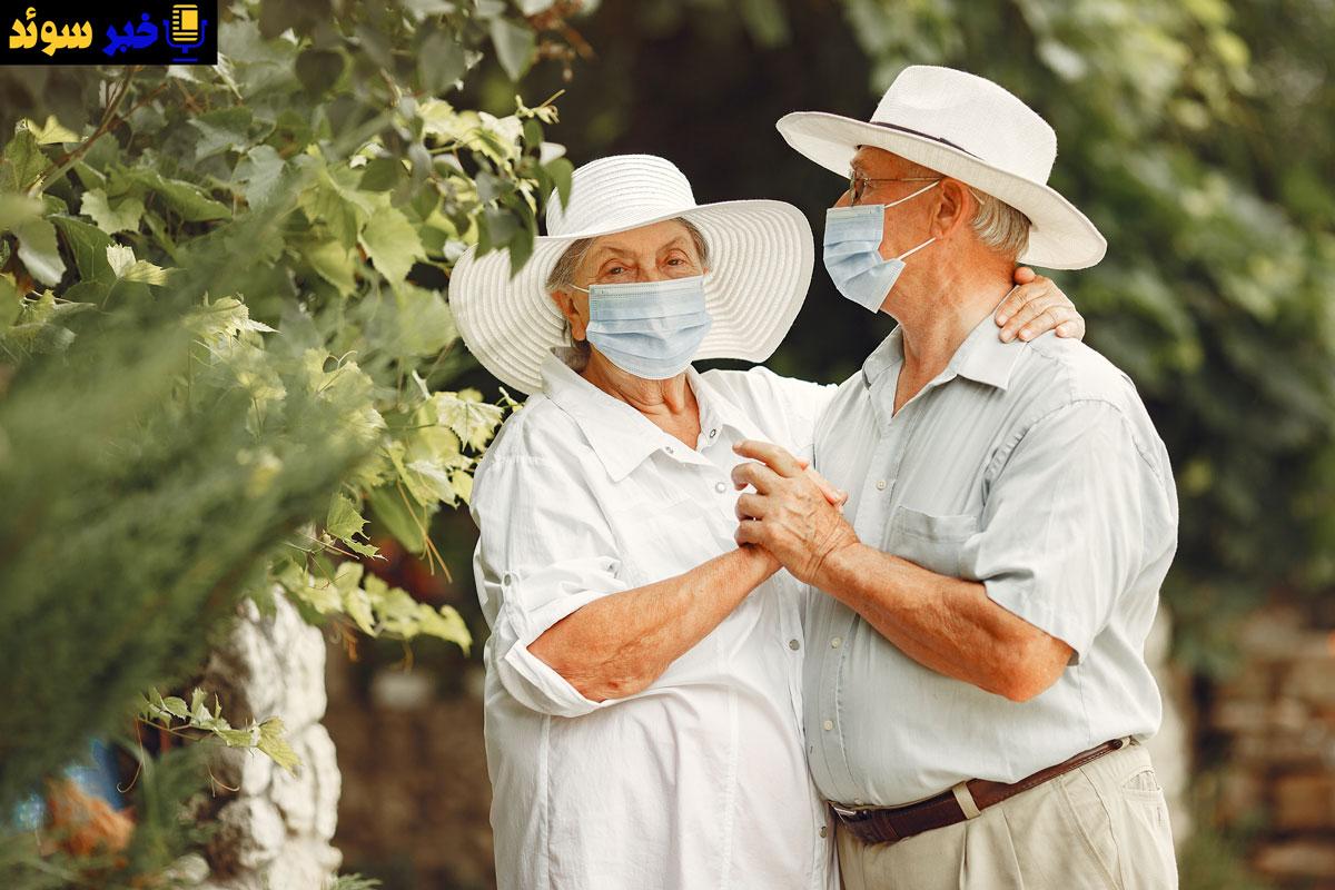 کاهش درگذشتگان در خانه های سالمندان