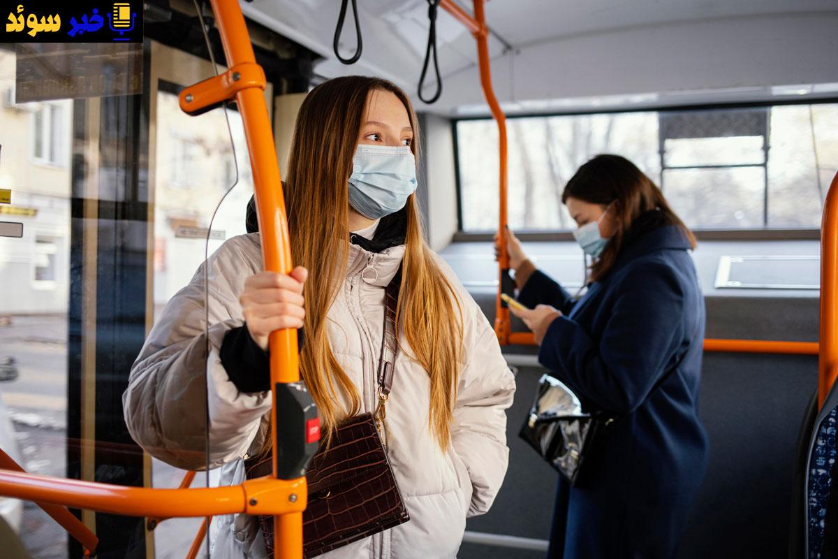 کرونا جوانان سوئد و خارجی تبار ها را هدف قرار داده است.