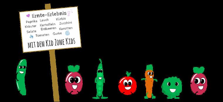 Gemüsekette Kita Kidzone Kinderbetreuung - Kita Kid Zone Kinderbetreuung für 0-3 Jahre in Jersbek