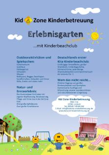 Kid Zone Kita Kinderbeachclub Vorschau - Kita Kid Zone Kinderbetreuung für 0-3 Jahre in Jersbek