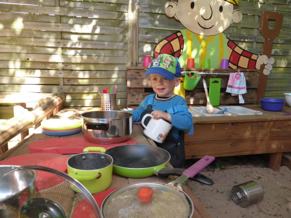 Kochen im Freien1 - Fotogalerie