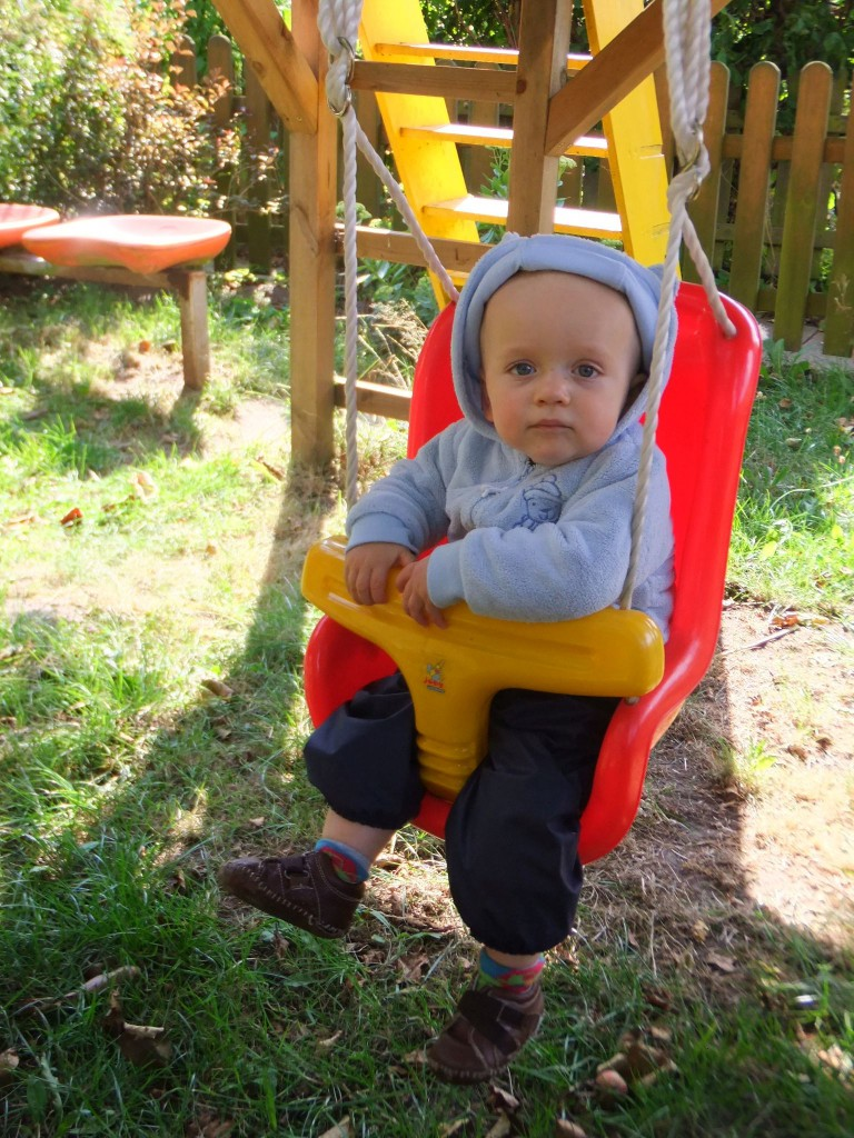 Schaukeln Kid Zone Kinderbetreuung 1 - Schaukelspaß