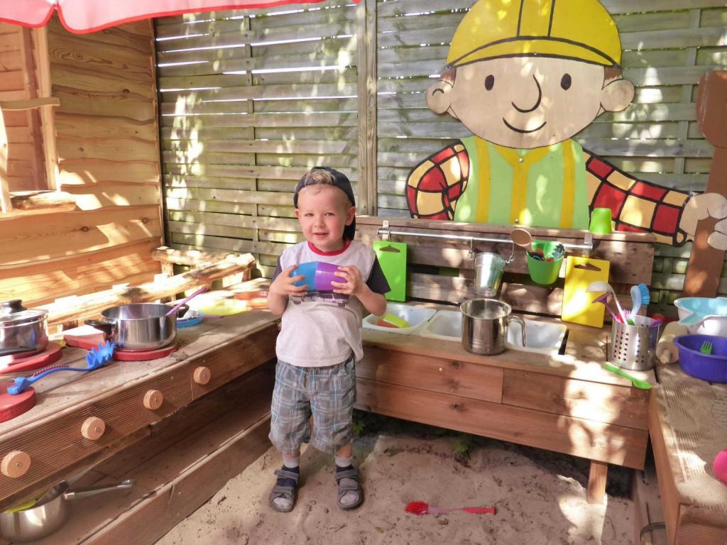 Spielzeug Kid Zone Kinderbetreuung 4 - Obst- und Erlebnisgarten
