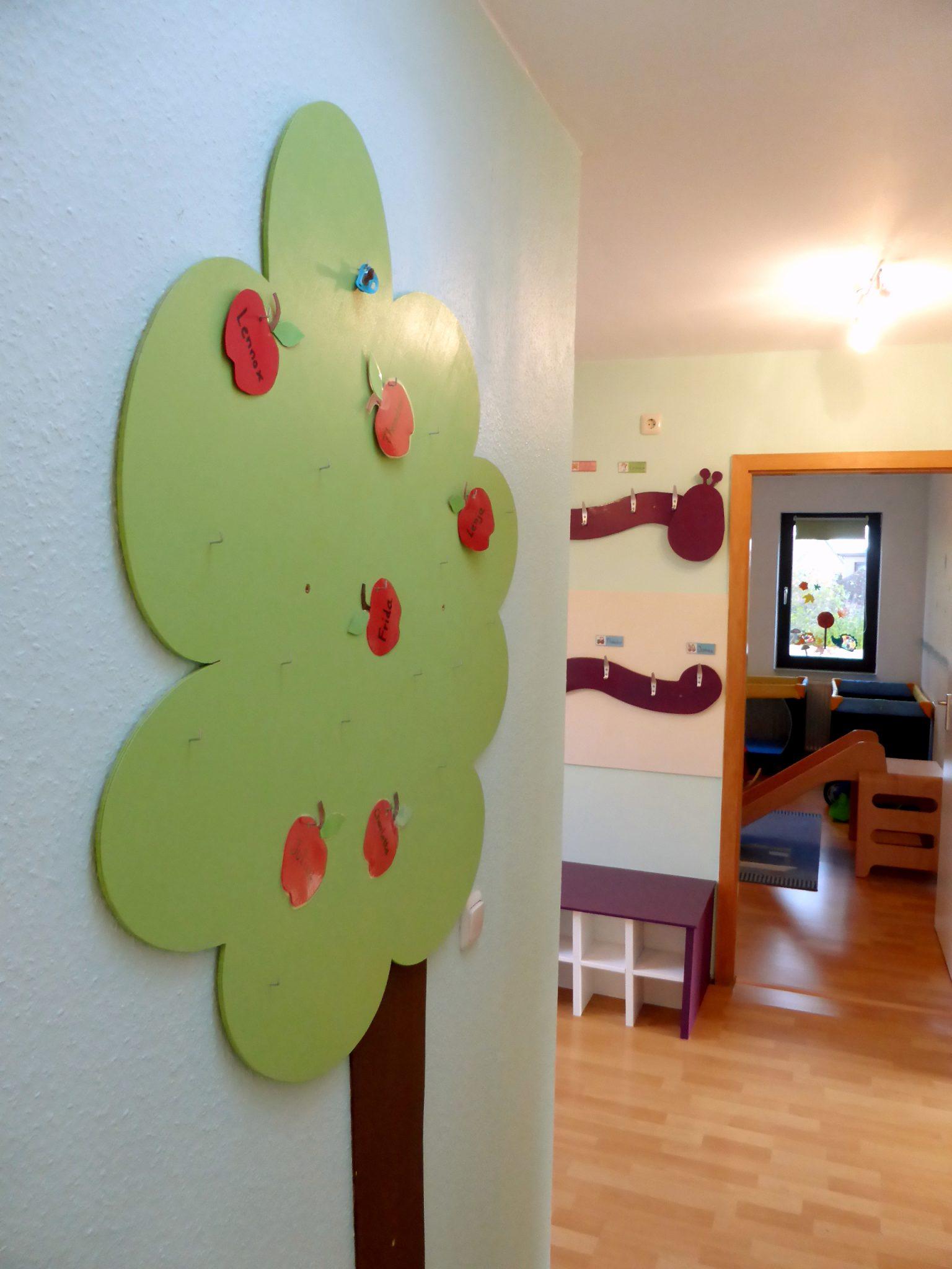 Empfangsbereich 1 Kita Kid Zone Kinderbetreuung - Empfangsbereich
