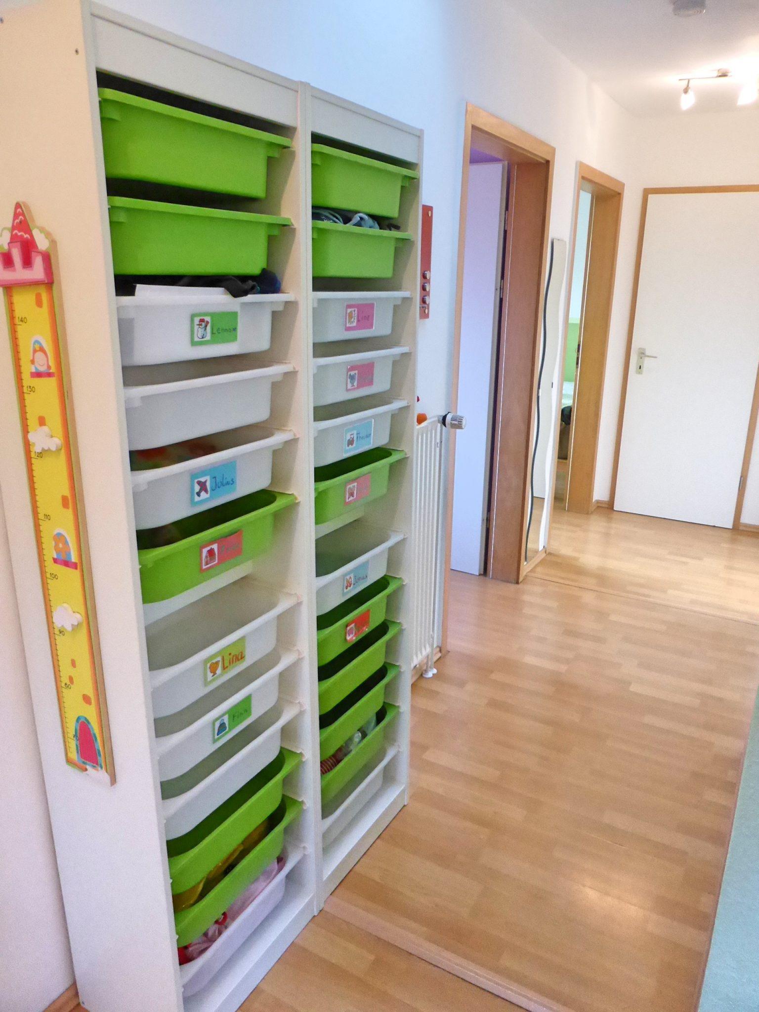 Empfangsbereich 4 Kita Kid Zone Kinderbetreuung - Empfangsbereich