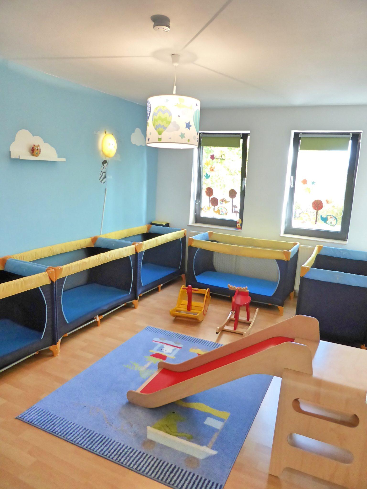 Schlafzimmer 3 Kita Kid Zone Kinderbetreuung - Schlafzimmer
