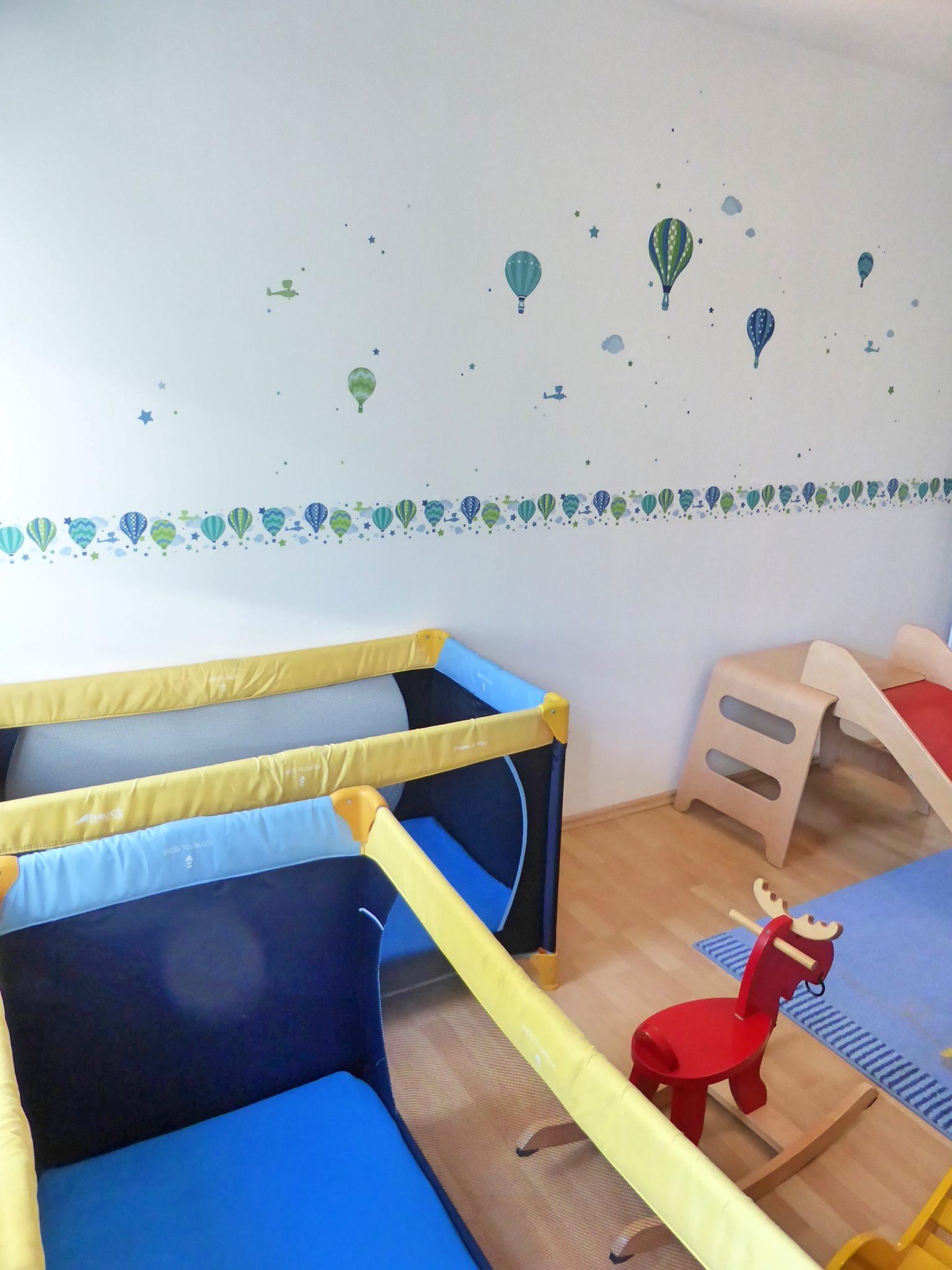 Schlafzimmer 5 Kita Kid Zone Kinderbetreuung - Tagesablauf