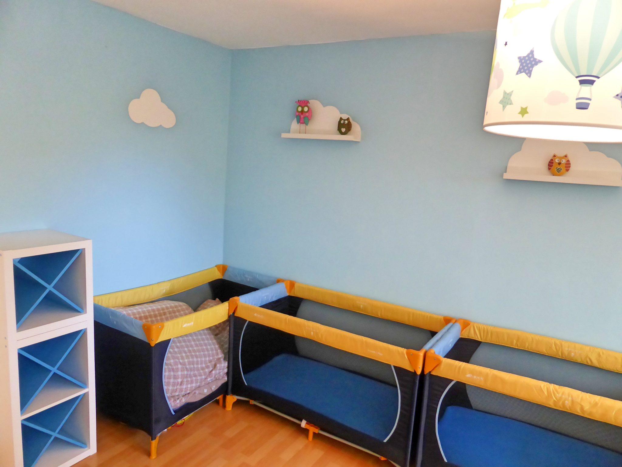 Schlafzimmer 6 Kita Kid Zone Kinderbetreuung - Schlafzimmer