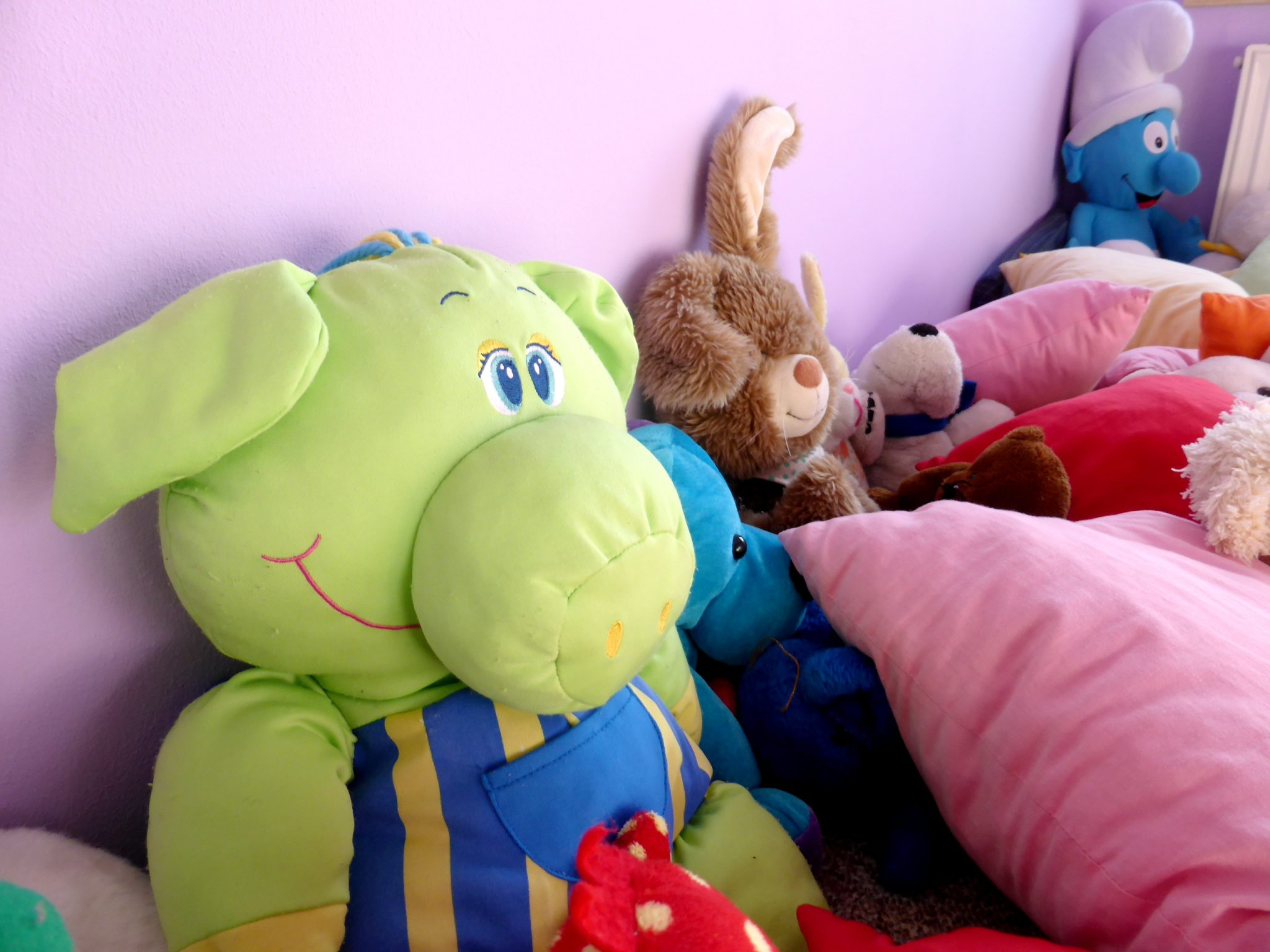 Snozzle 6 Kita Kid Zone Kinderbetreuung - Tagesablauf