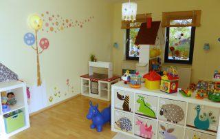 Spielzimmer 2 Kita Kid Zone Kinderbetreuung 320x202 - Spielzimmer