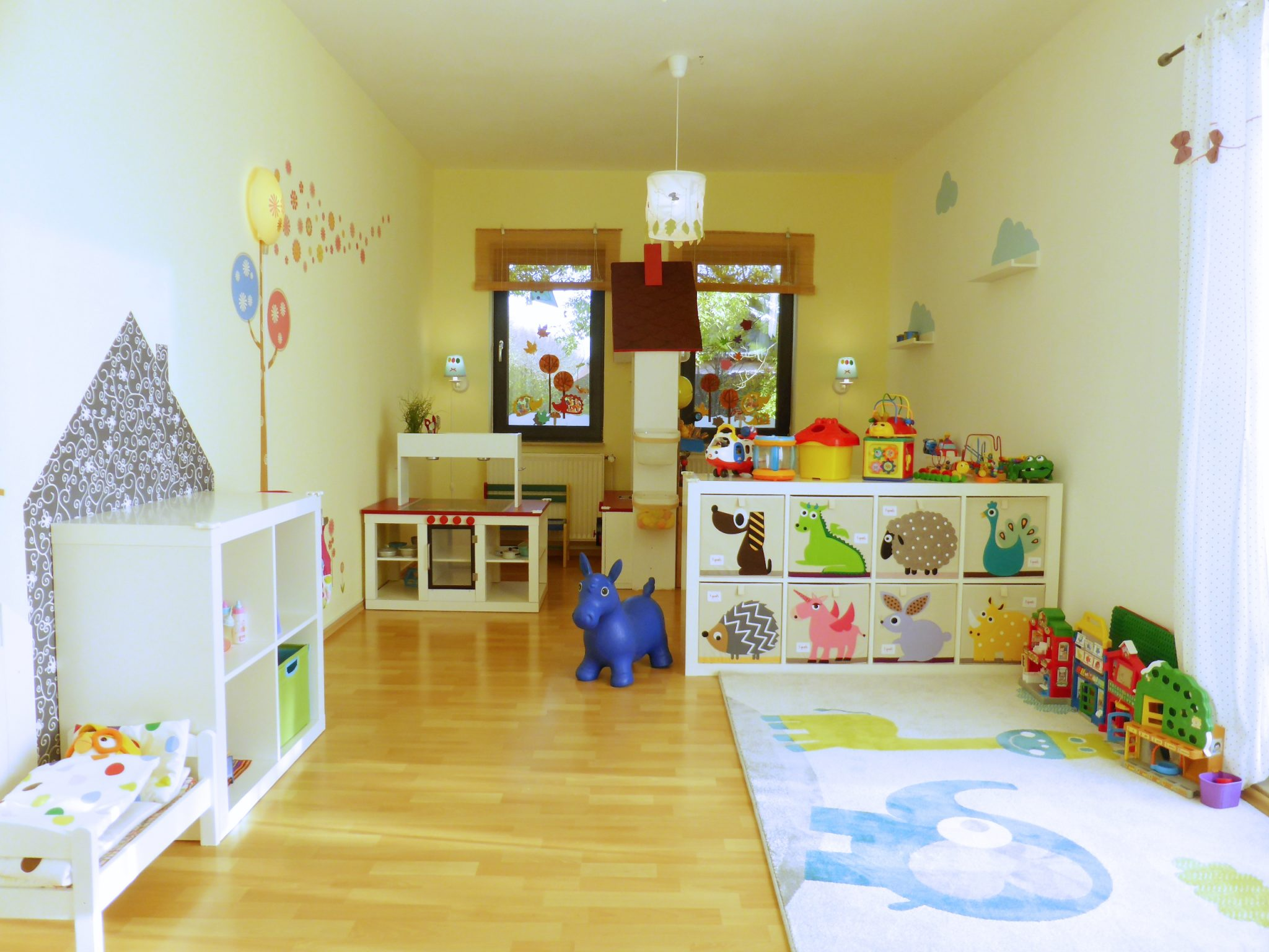 Spielzimmer 23 Kita Kid Zone Kinderbetreuung - Kita Kid Zone Kinderbetreuung für 0-3 Jahre in Jersbek