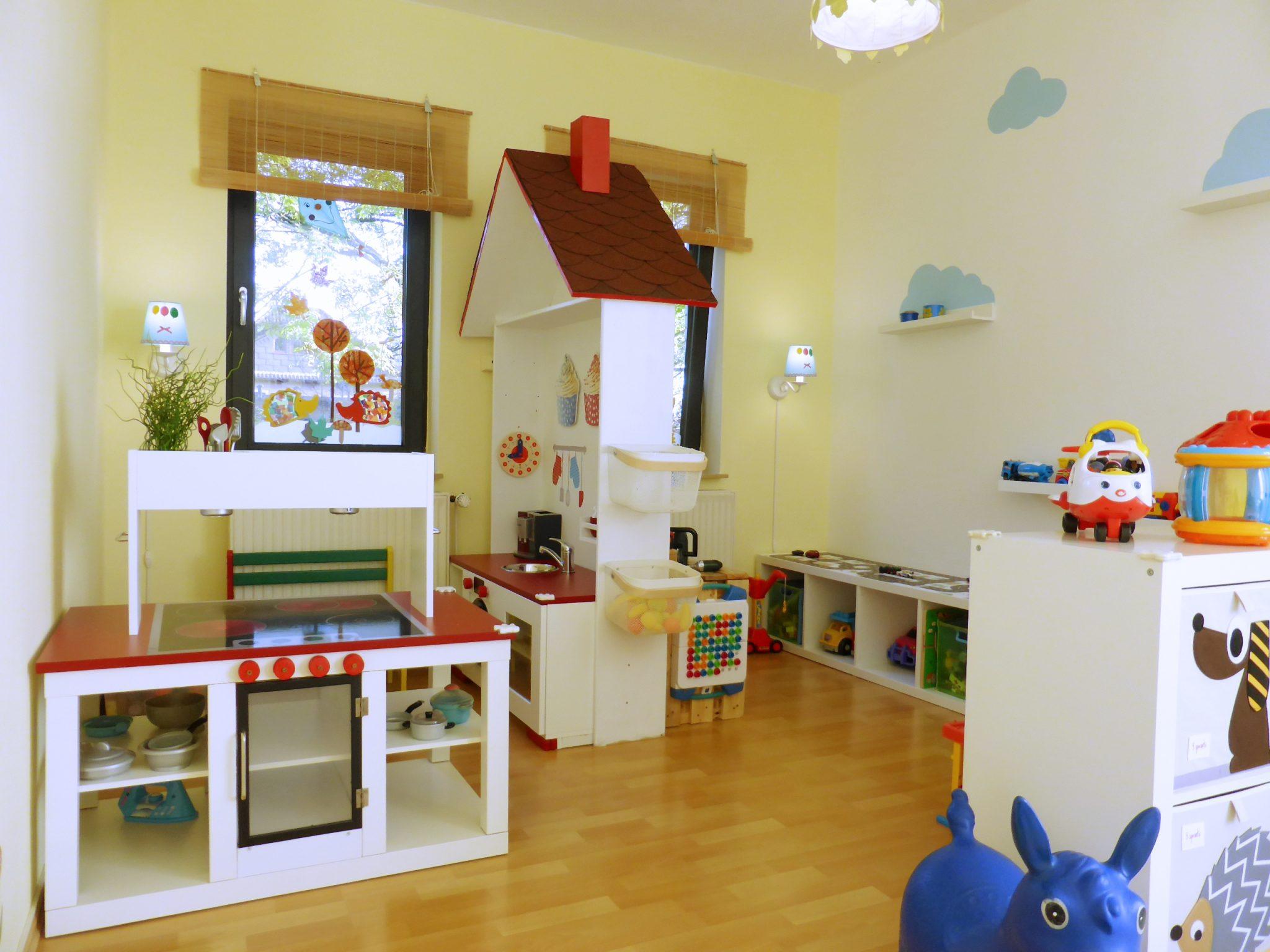 Spielzimmer 24 Kita Kid Zone Kinderbetreuung - Einrichtung