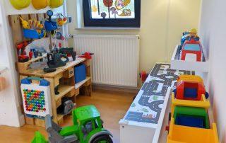 Spielzimmer 9 Kita Kid Zone Kinderbetreuung 320x202 - Spielzimmer