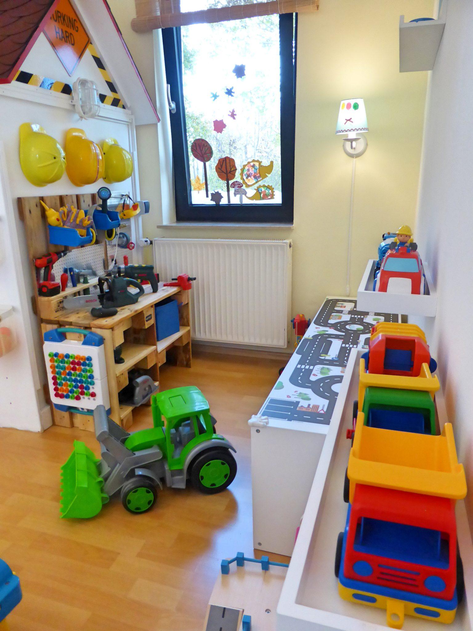 Spielzimmer 9 Kita Kid Zone Kinderbetreuung - Betreuungspaket