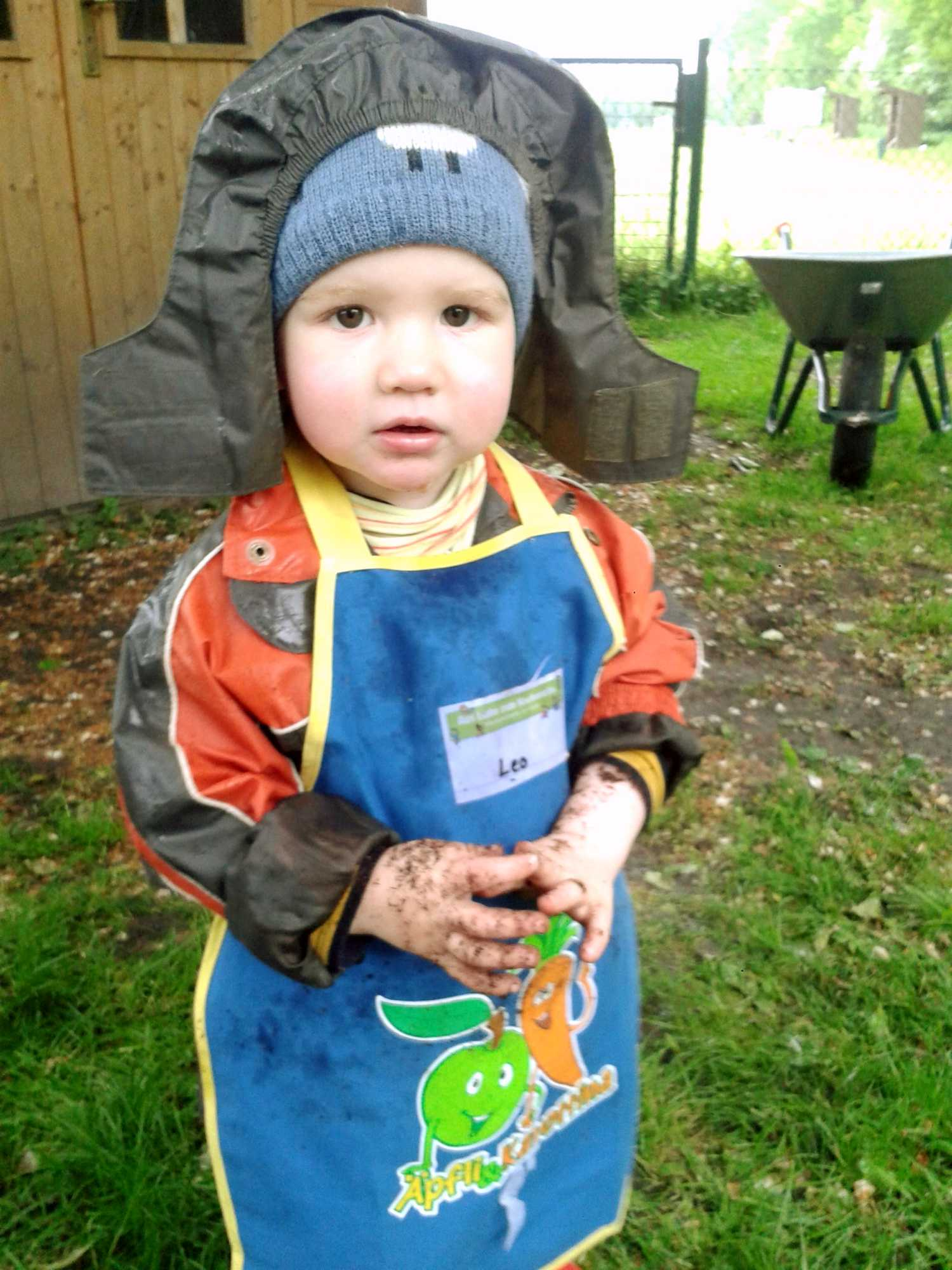 Gemüsebeet Kid Zone Kinderbetreuung 2 - Gemüsebeet für Kinder