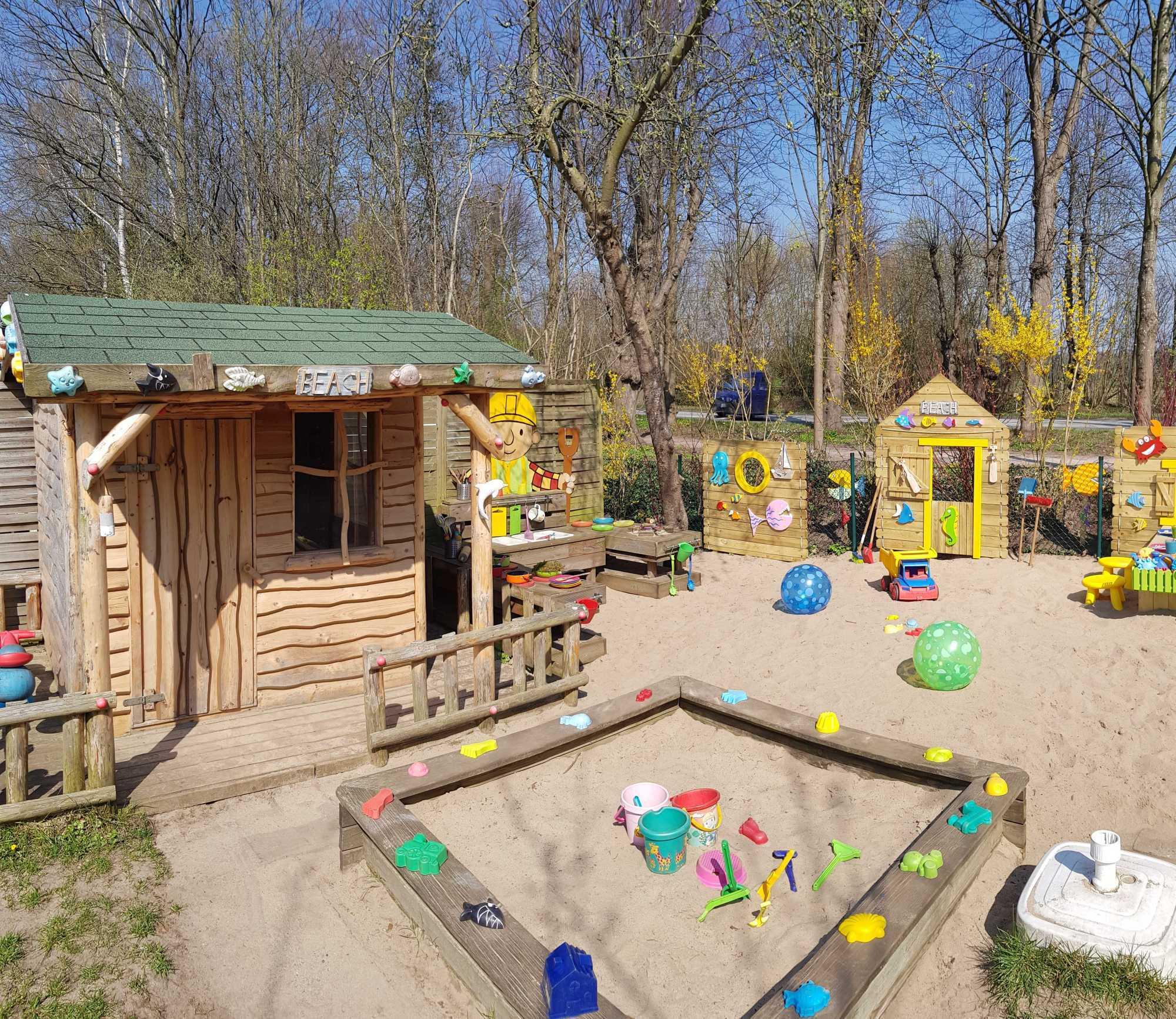 Kita Kid Zone Kinderbetreuung 11 - Kinder-Strandhaus