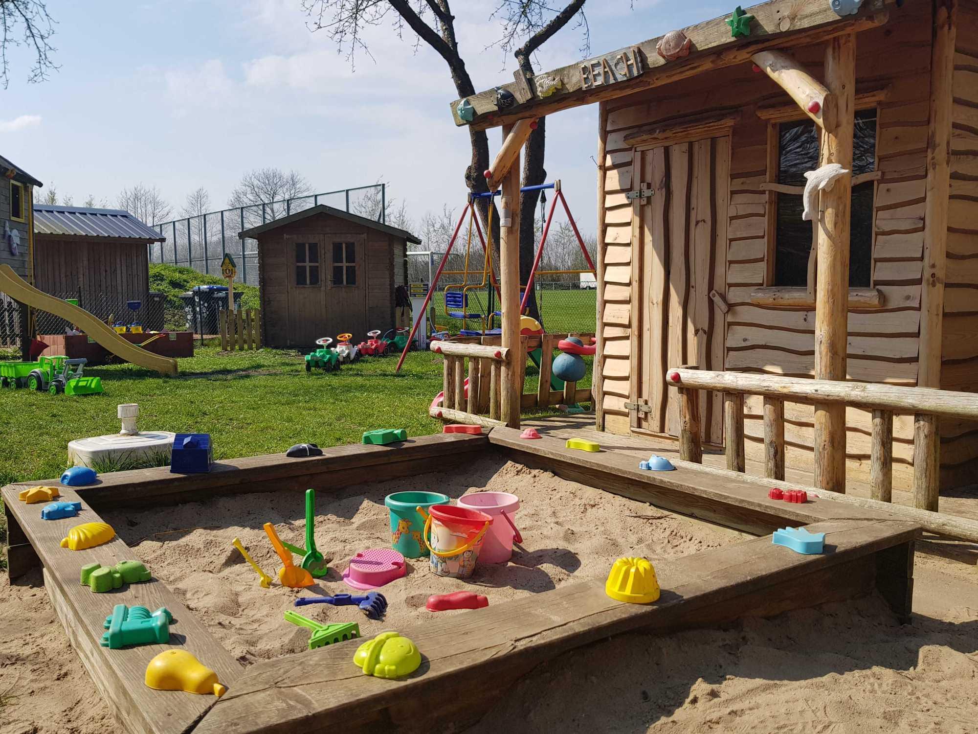 Kita Kid Zone Kinderbetreuung 123 - Kinder-Strandhaus