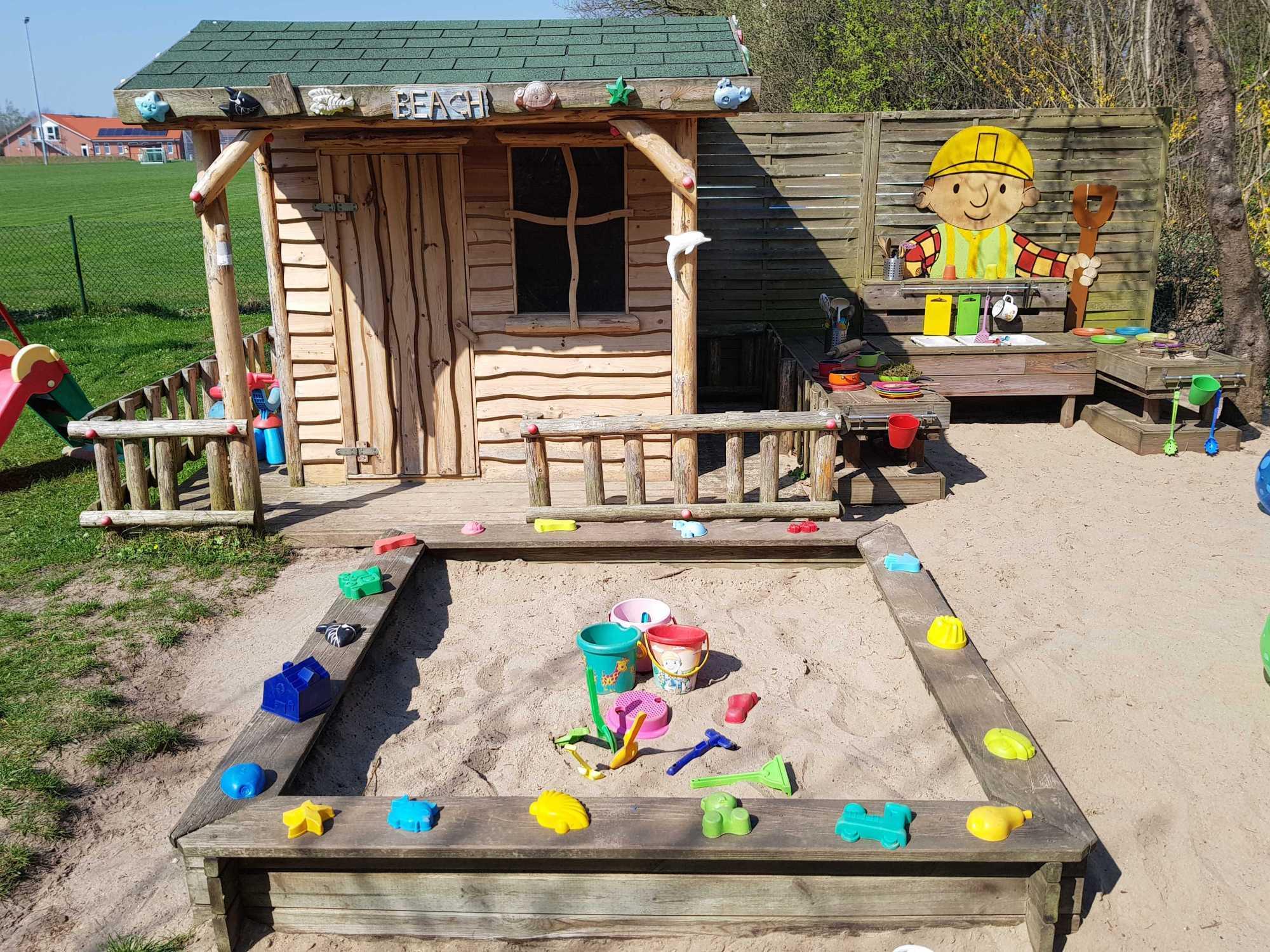 Kita Kid Zone Kinderbetreuung 37 - Obst- und Erlebnisgarten