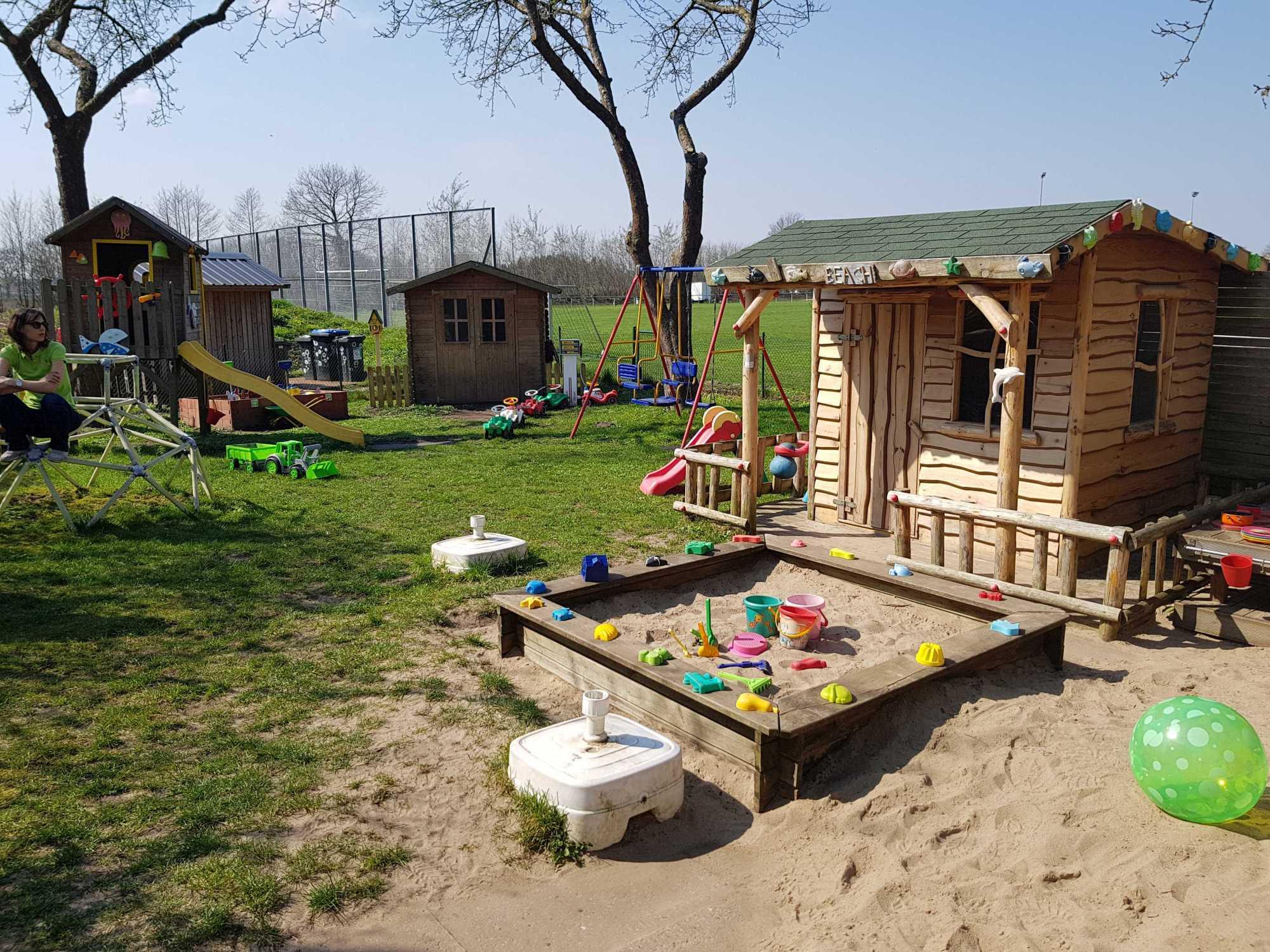Kita Kid Zone Kinderbetreuung 97 - Kinder-Strandhaus