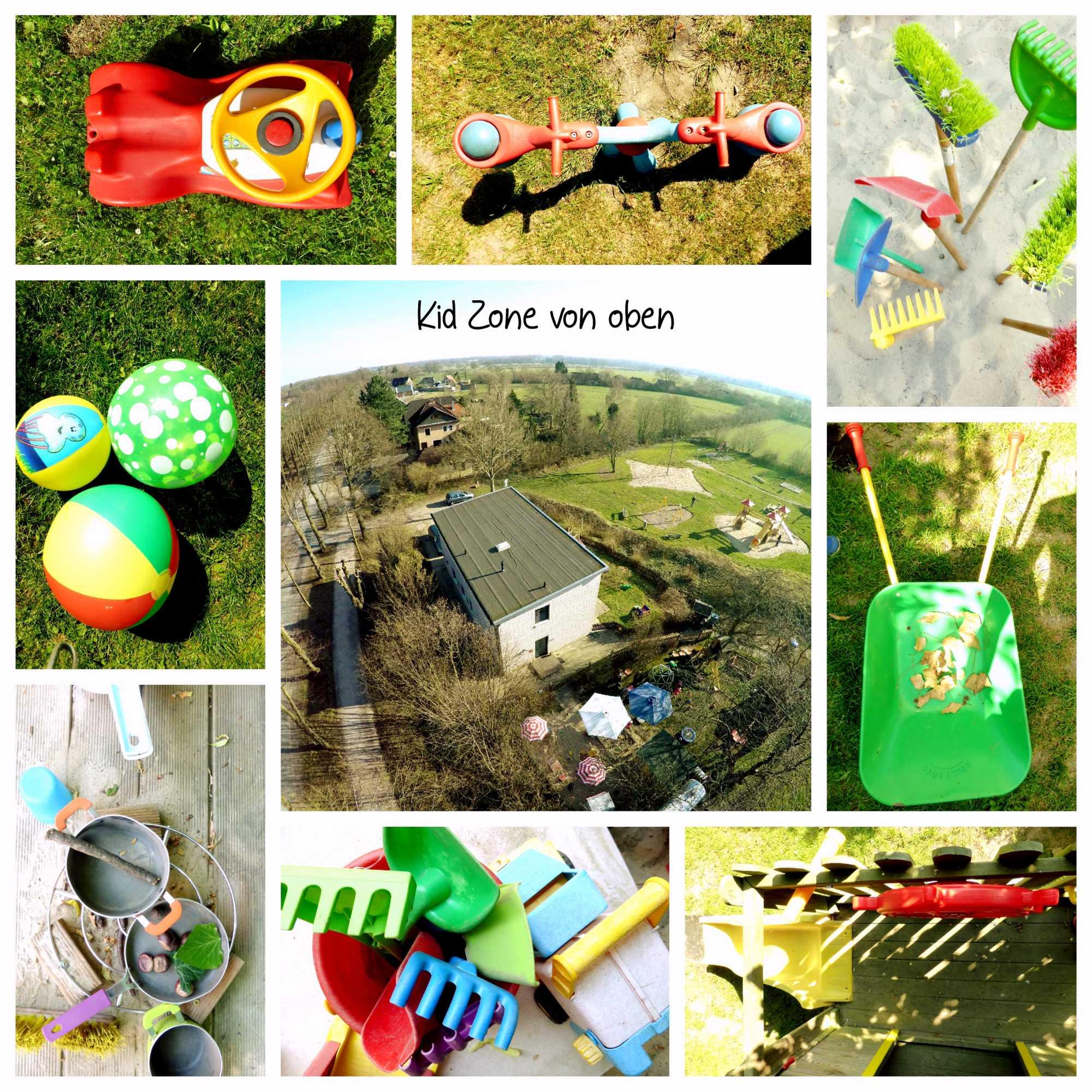 Kita Kid Zone Kinderbetreuung Garten 1 1 - Outdoor-Spielzeug