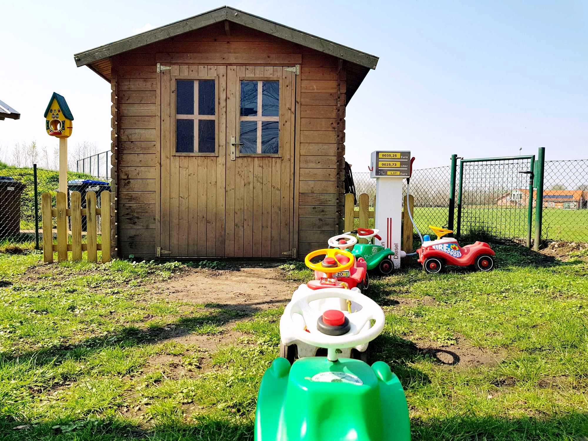 Kita Kid Zone Kinderbetreuung Garten 1 3 - Outdoor-Spielzeug