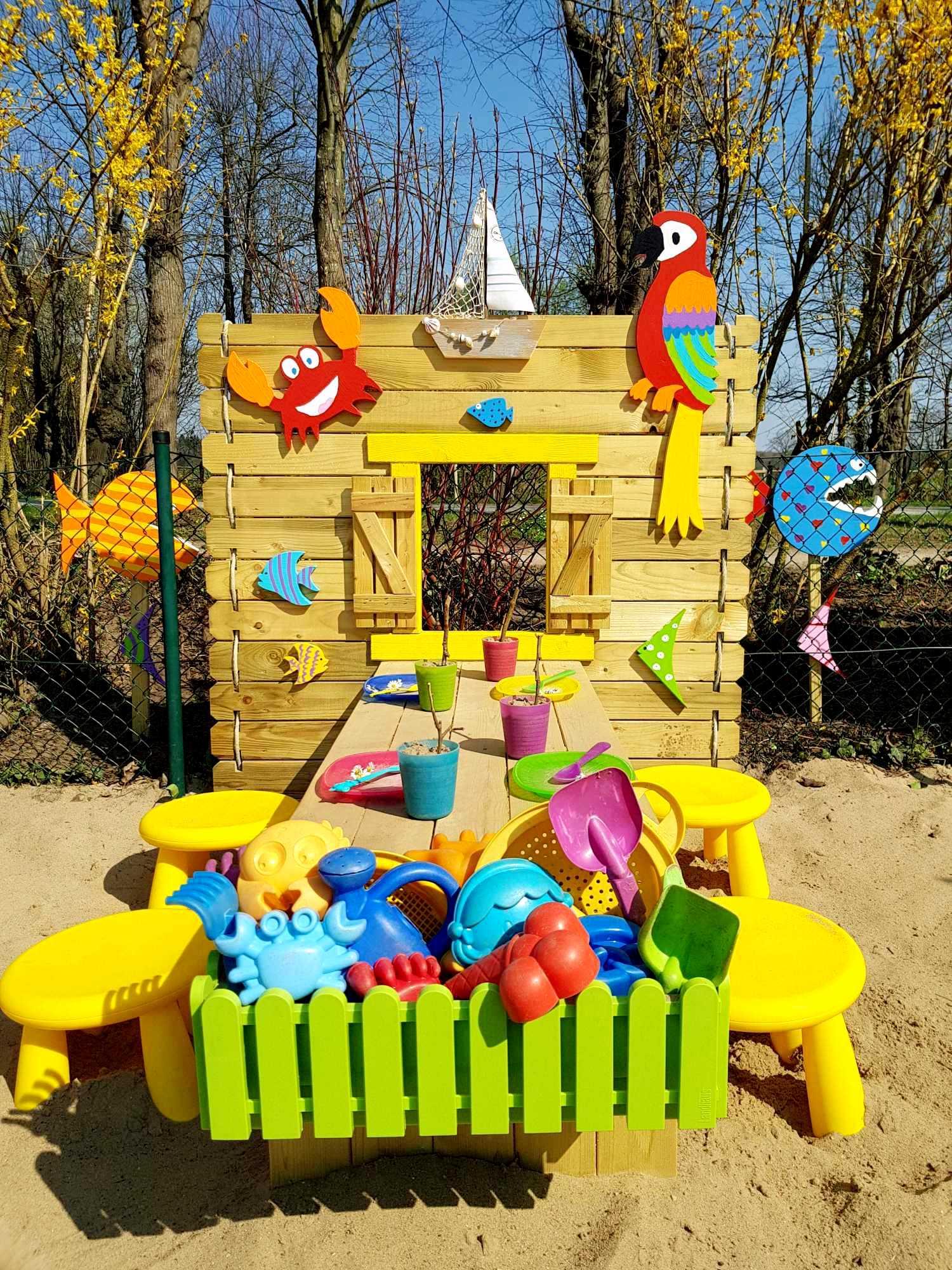 Kita Kid Zone Kinderbetreuung Garten 1 5 - Obst- und Erlebnisgarten