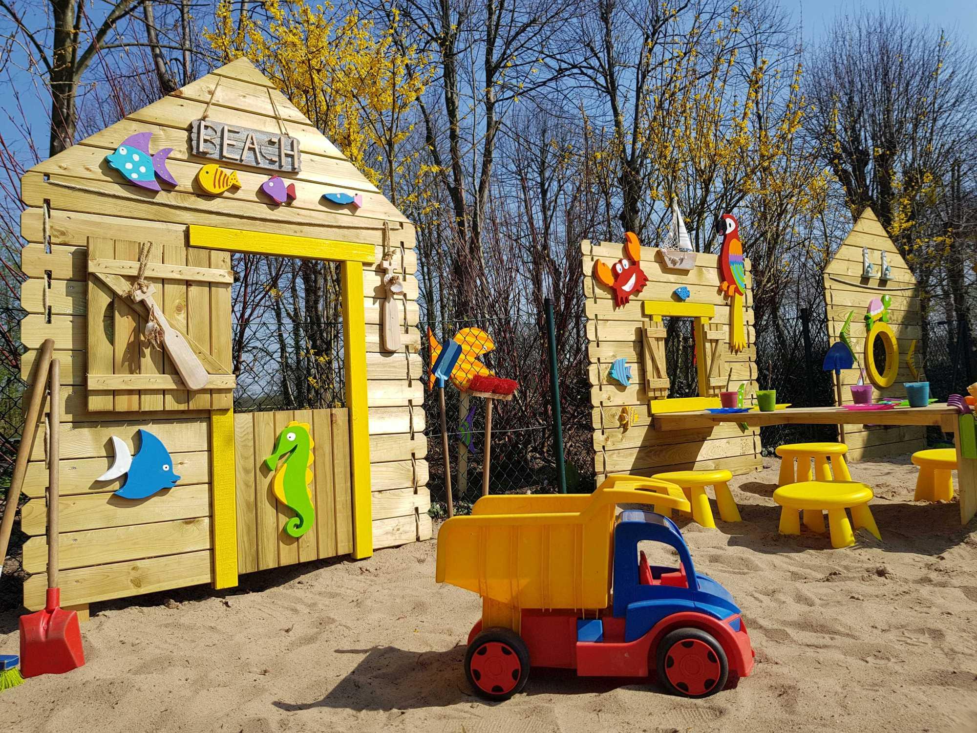Kita Kid Zone Kinderbetreuung Garten1 10 - Kinder-Beachclub
