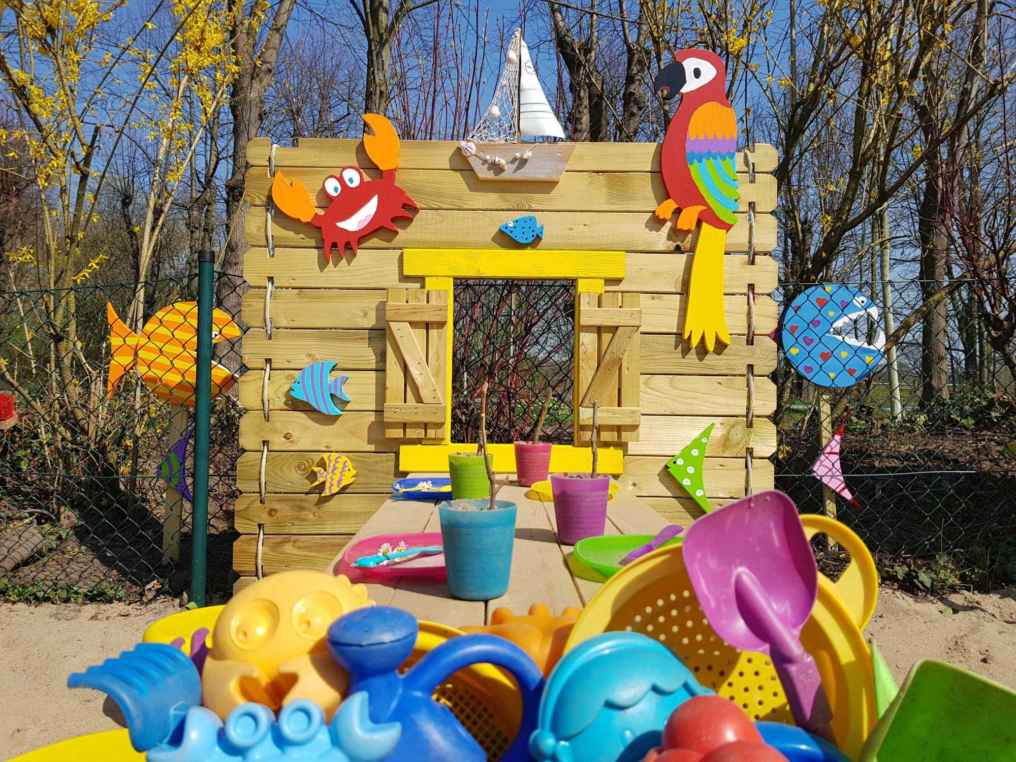 Kita Kid Zone Kinderbetreuung Garten1 13 - Kinder-Beachclub
