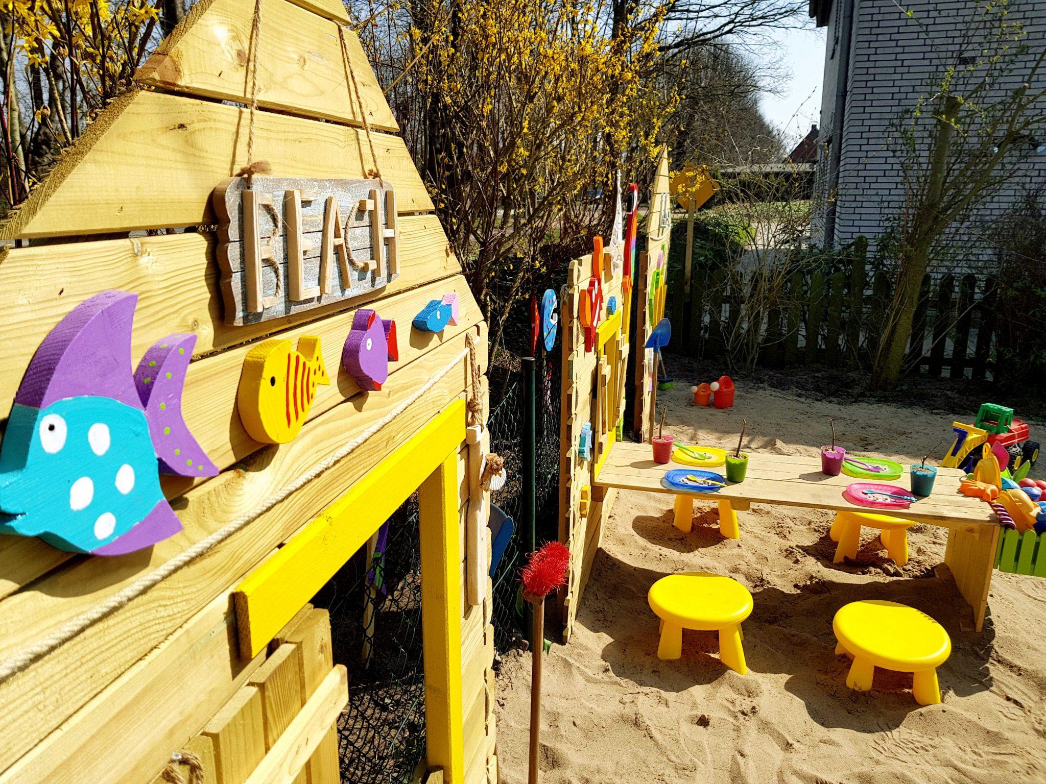 Kita Kid Zone Kinderbetreuung Garten1 23 - Kinder-Beachclub
