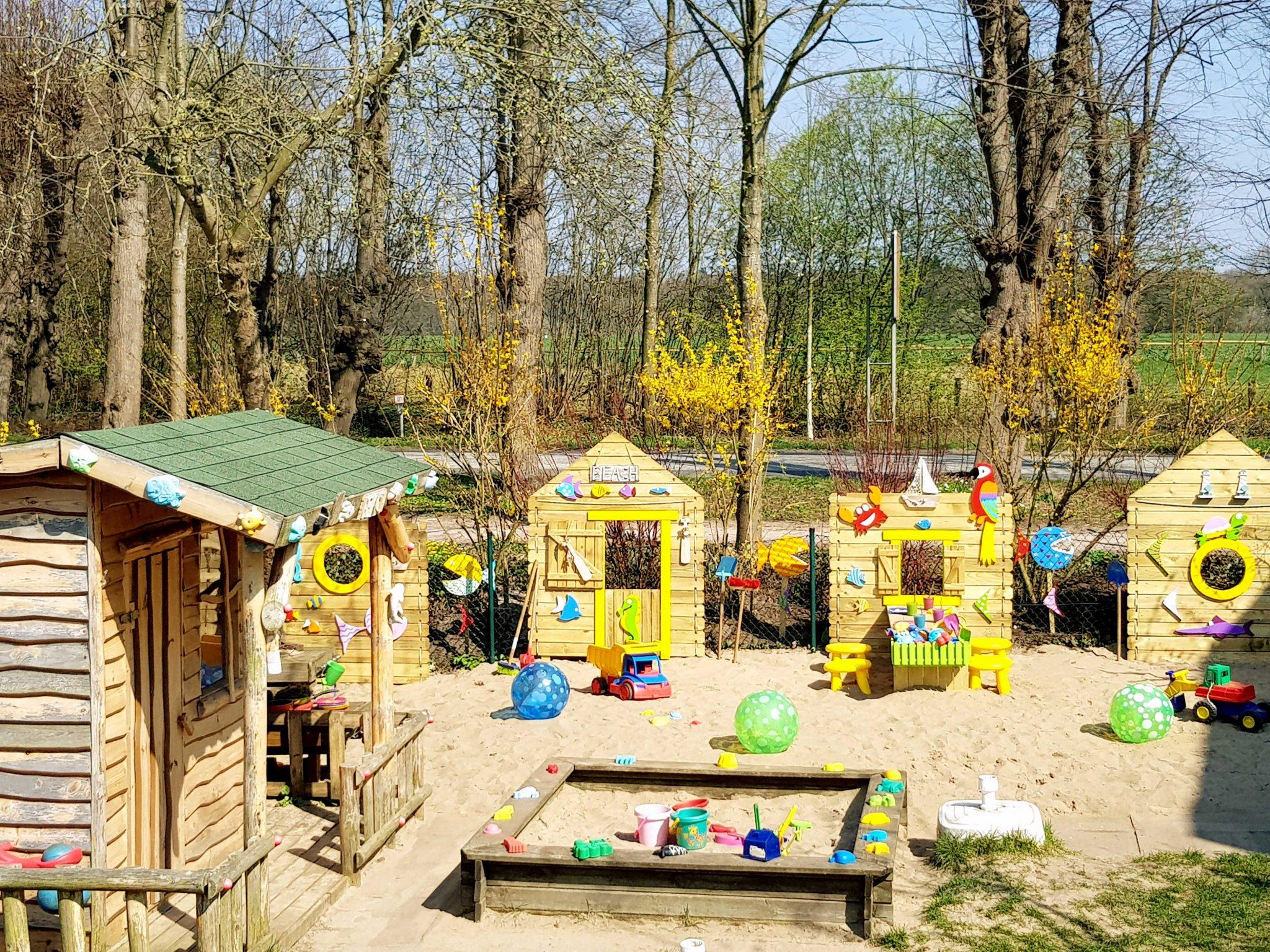 Kita Kid Zone Kinderbetreuung Garten1 24 - Betreuungspaket