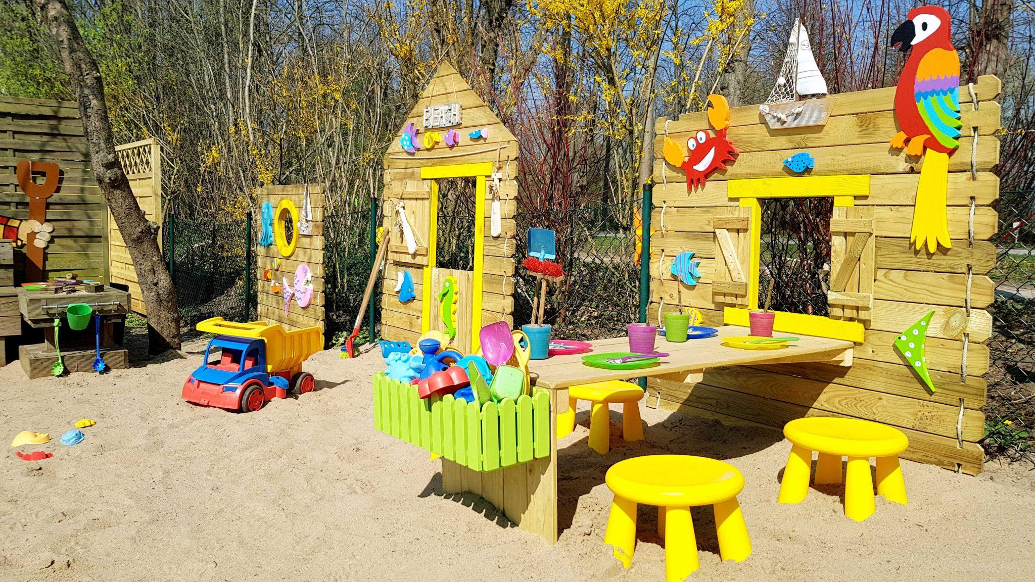 Kita Kid Zone Kinderbetreuung Garten1 25 - Kinder-Beachclub