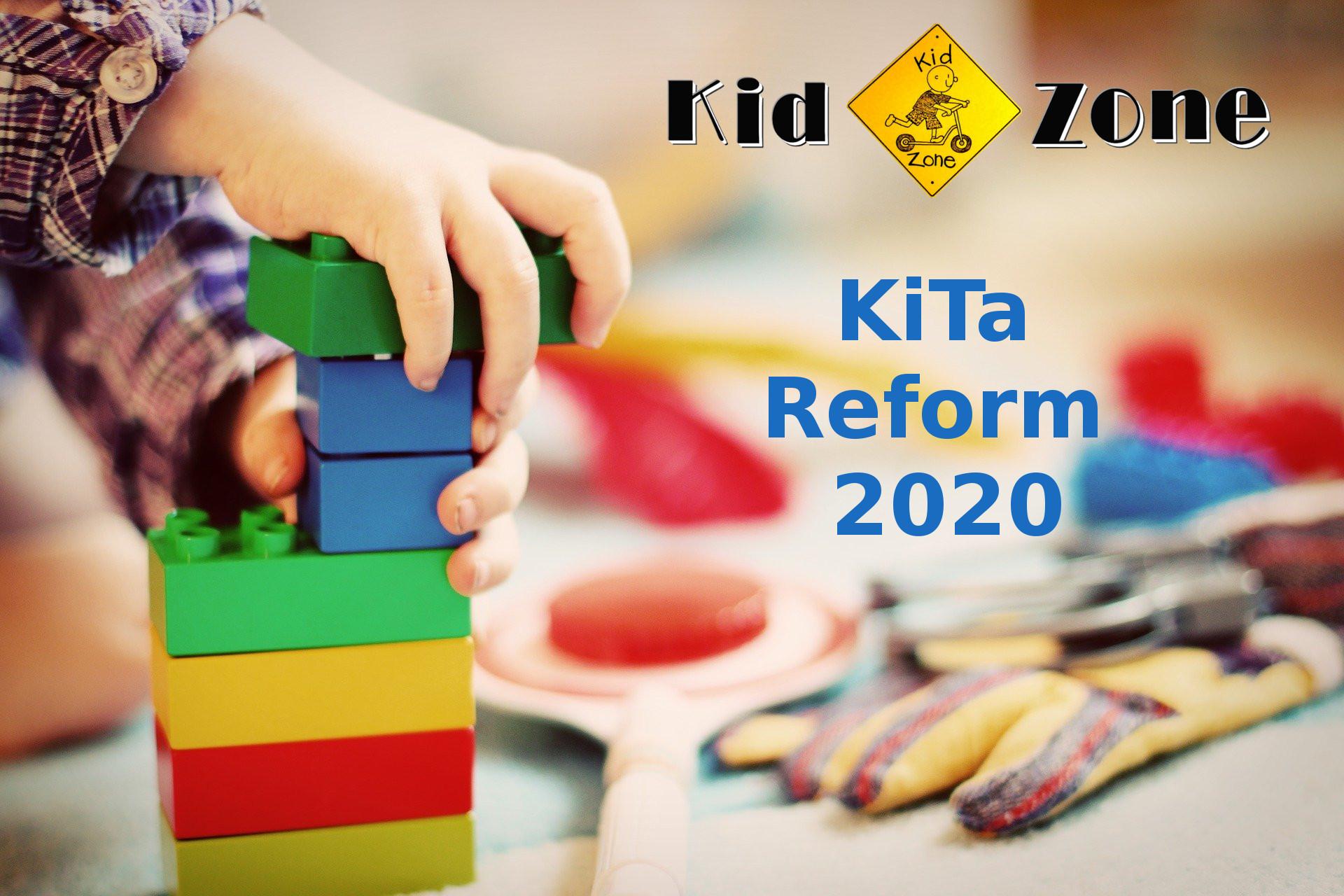 Kita Reform 2020 Kitaplatz 288 Euro pro Monat 40 stunden - Kid Zone Neuigkeiten und Aktionen