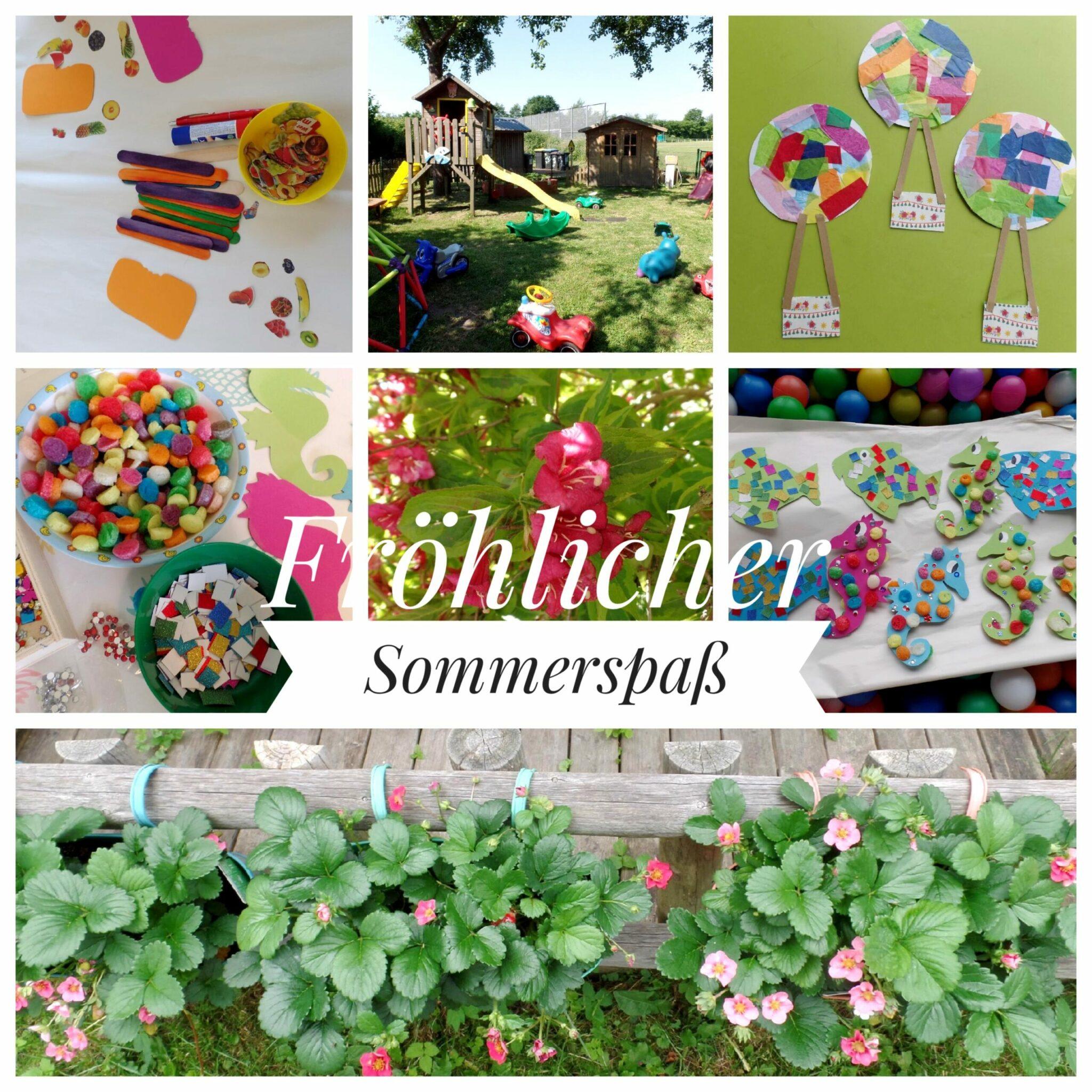 Kita Kid Zone Juni Sommererlebnisse mit Kindern 1 scaled - Sommerliebe und Bastelspaß im Juni