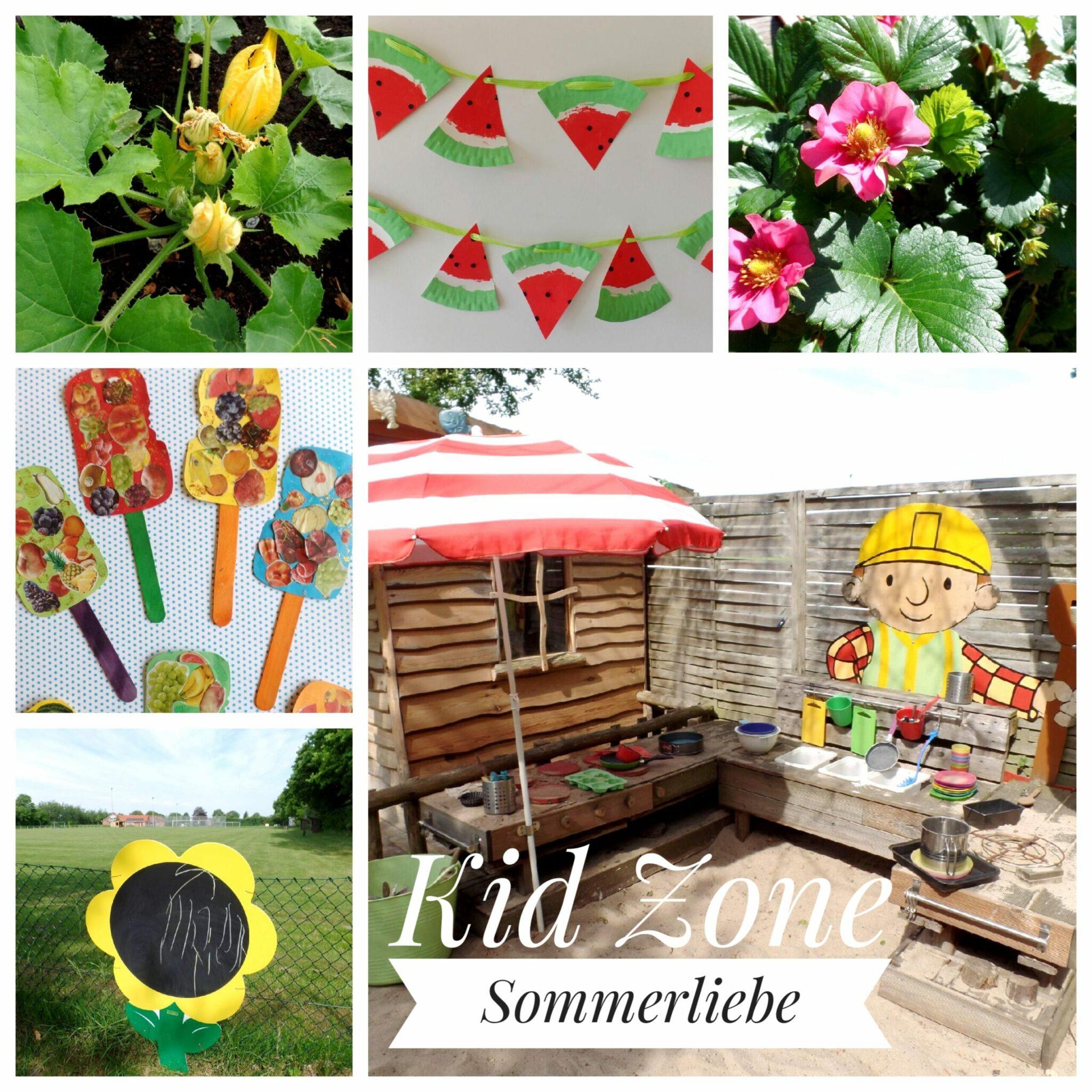 Kita Kid Zone Juni Sommererlebnisse mit Kindern 2 scaled - Sommerliebe und Bastelspaß im Juni