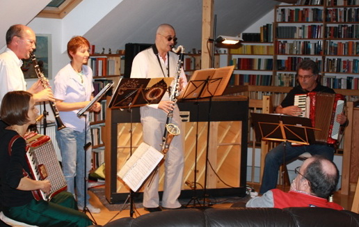 Musikfest am 28.8.2010