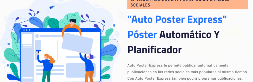 Auto Poster Express