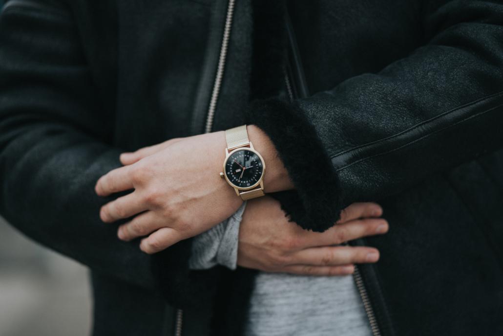 Werbefotos für Uhrenfirma