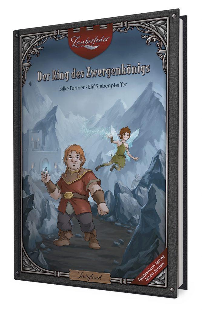 Erstlesebuch Erstleser High Fantasy für Kinder